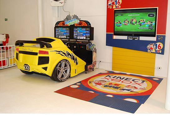 Radical driver e Xbox Kinect, jogos eletrônicos modernos