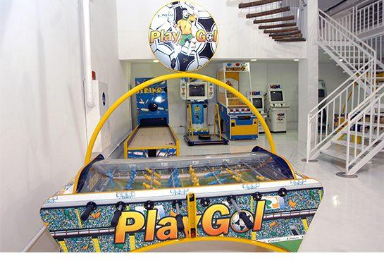 Playgol, é o pebolim moderno