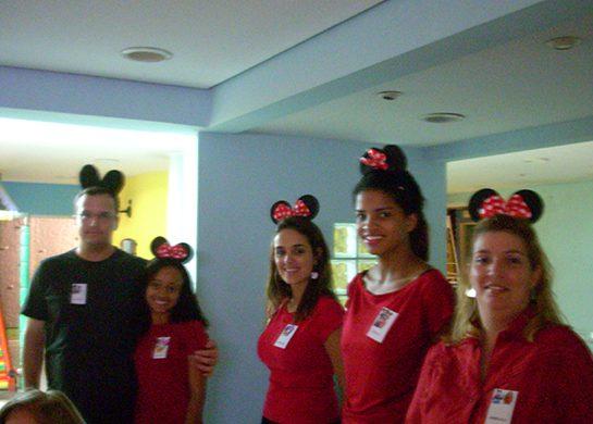 Treinamento Benchmarking Disney