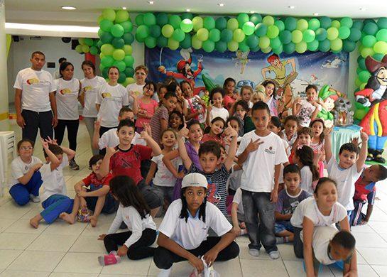 Responsabilidade Social Dia do Buffet Infantil