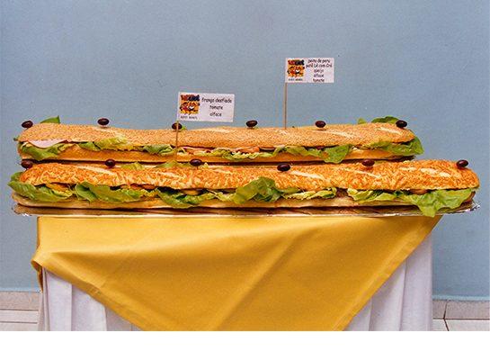 Pão de metro